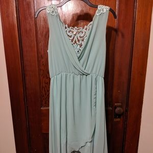 Charlotte Russe Georgette Dress